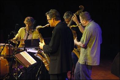Ab Baars Trio w/ Ken Vandermark